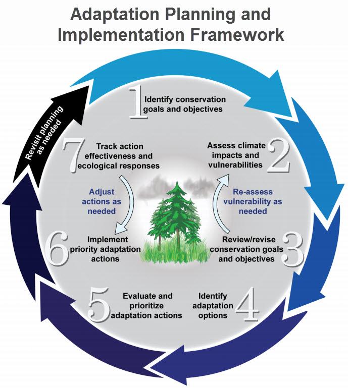 Adaptation Planning Framework