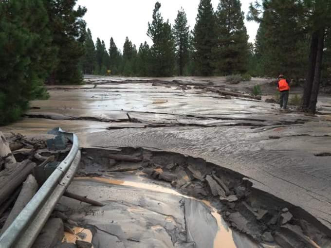 Mud Creek Debris Flow