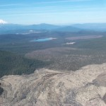 Medicine Lake, Mt. Shasta, geothermal activity | MSBEC | Mount Shasta Bioregional Ecology Center